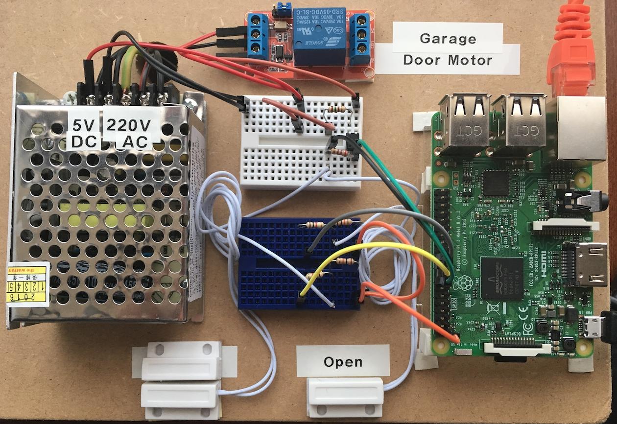 Homebridge Garage Door Control With Home Of Apple Mforge